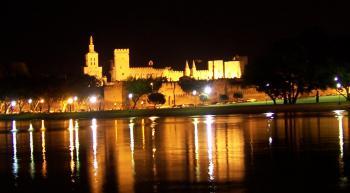 Avignon by Ian Cade