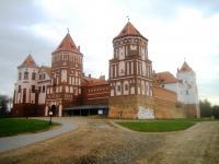 Mir Castle by Christer Sundberg