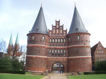 Lübeck by Ian Cade