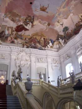 Würzburg Residence by Ian Cade