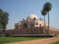 Humayun's Tomb by Christer Sundberg