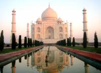 Taj Mahal by Christer Sundberg