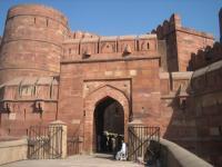 Agra Fort by Christer Sundberg