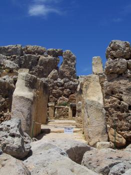 Megalithic Temples of Malta by Ian Cade