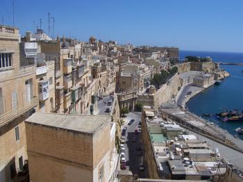 Valletta by Ian Cade