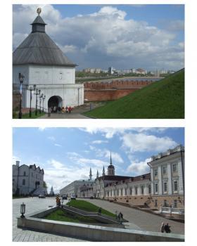 Kazan Kremlin by Solivagant