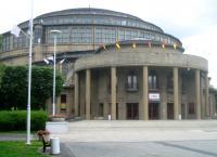 Centennial Hall by Christer Sundberg