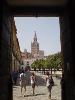 Seville by Adrian Lakomy