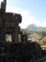 Vat Phou by Frederik Dawson