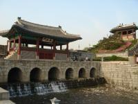 Hwaseong Fortress by Frederik Dawson
