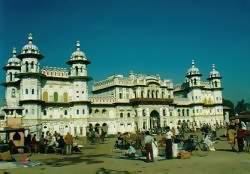Ram Janaki Temple (T) by Els Slots