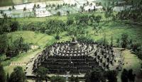 Borobudur by Mohan Rao Gunti
