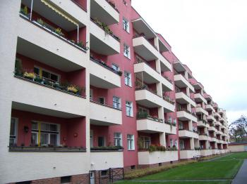 Berlin Modernism Housing Estates by Ian Cade