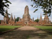Ayutthaya by Elisabeth Fransisca Situmorang