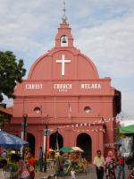 Melaka and George Town by Elisabeth Fransisca Situmorang