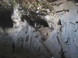Khoit tsenkher cave rock painting (T) by Iver Livendahl