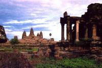 Angkor by Mohan Rao Gunti