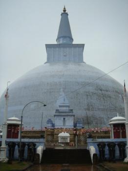 Anuradhapura by Frederik Dawson