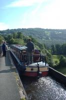 Pontcysyllte Aqueduct and Canal  by Solivagant