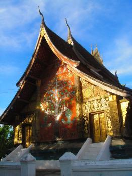 Luang Prabang by Frederik Dawson