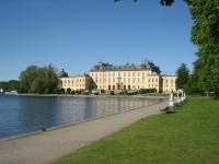 Drottningholm by Christer Sundberg