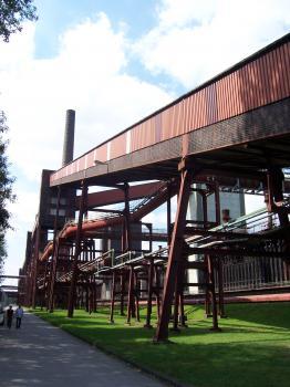 Zollverein by Ian Cade