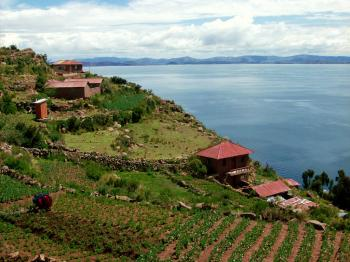 Lake Titicaca (T) by Kyle Magnuson