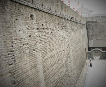 City Walls of the Ming and Qing Dynasties (T) by Kyle Magnuson