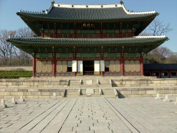 Changdeokgung Palace Complex by Kyle Magnuson