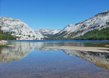 Yosemite National Park by Kyle Magnuson