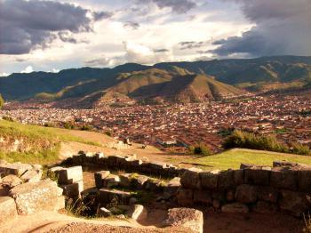 Cuzco by Kyle Magnuson