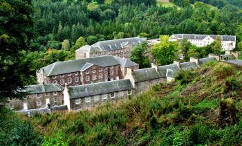 New Lanark by Kyle Magnuson