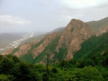 Mt. Soraksan Nature Reserve (T) by Kyle Magnuson
