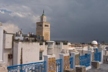 Medina of Tunis by Ian Cade