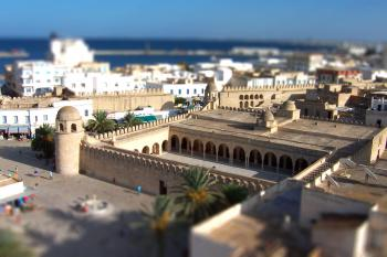 Medina of Sousse by Ian Cade
