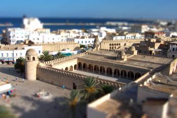 Medina of Sousse by Ian Cade