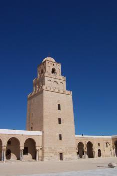 Kairouan by Ian Cade
