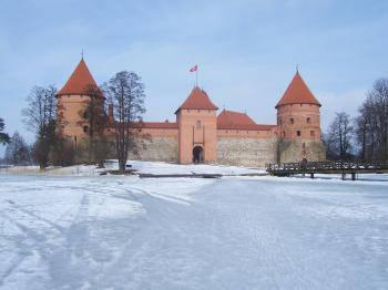 Trakai Historical National Park (T) by Ian Cade