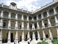 Alcala de Henares by John Booth