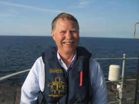 Donald M Parrish Jr